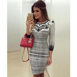 Vestido GreyFall