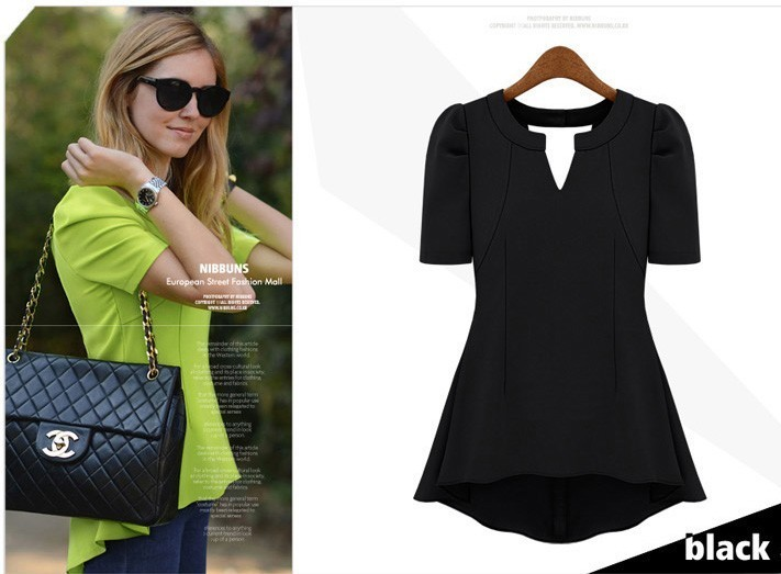 Blusa Lady Cute + cores