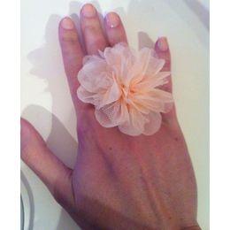 Pronta Entrega - Anel Fluff Rose