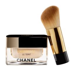 Chanel Sublimage Le Teint Ultimate Radiance + pincél de aplicação