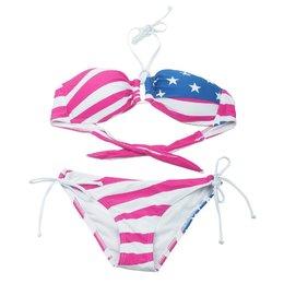 Bikini American Flag