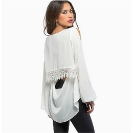 Blusa Hollow Out (+ cores)