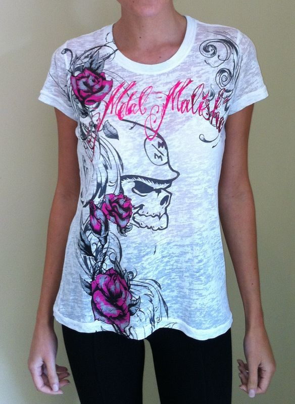 T-shirt: Metal (Pronta Entrega)