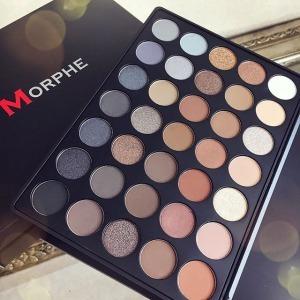 Pronta Entrega - Morphe 35K Paleta