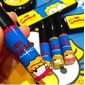 Pronta Entrega - MAC Simpsons lipgloss