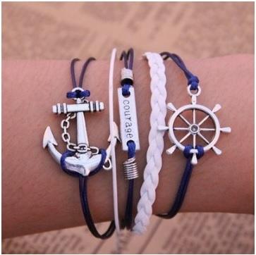 Pronta Entrega - Arm Candy (Navy)