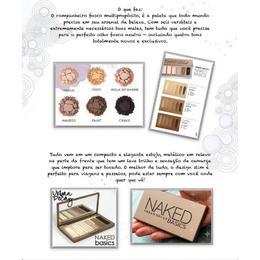 Paleta Naked Basics