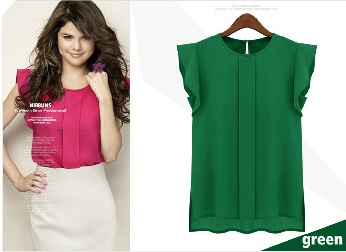 Blusa Lady Casual +Cores