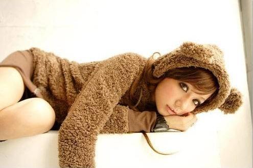 Cardigan Teddy Bear