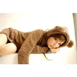 Cardigan Teddy Bear