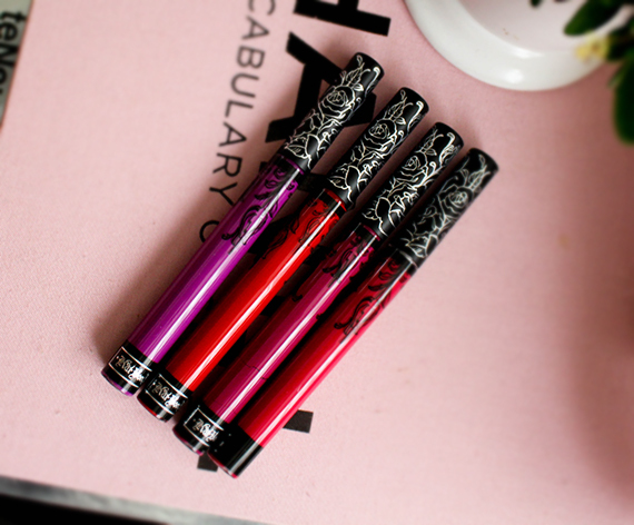 Pronta Entrega - Kat Von D Liquid Matte Lipstick