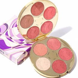 Pronta Entrega - Paleta de Blushes Tarte Color Wheel Amazonian clay