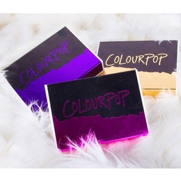 Pronta Entrega - ColourPop Vixen Holiday Kit Produto Original