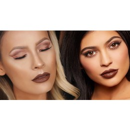 Pronta Entrega - Kylie Jenner Lipkit cor True Brown K
