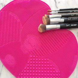 Sigma Spa Brush Cleaning Mat | Tapete p/ limpar pincéis