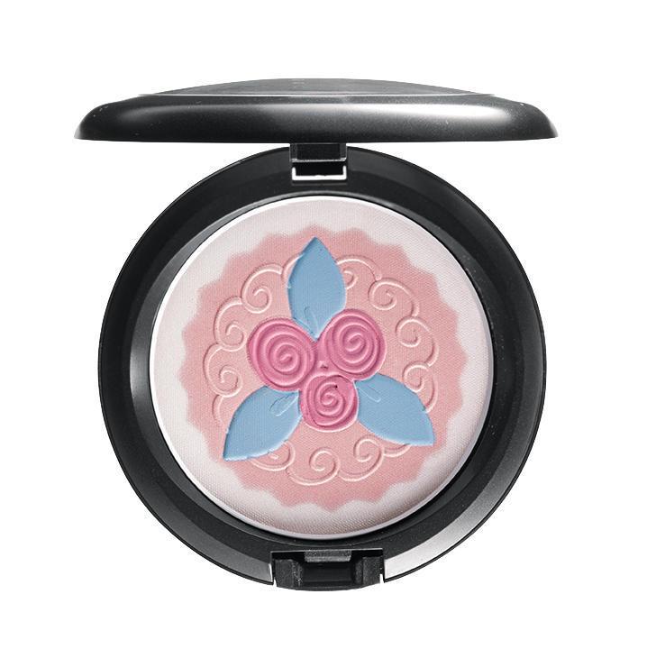 Pronta Entrega - MAC Pink Buttercream Pearlmatte Powder - Produto Original