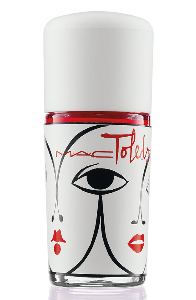 Pronta Entrega - MAC Toledo Esmaltes Venus Red