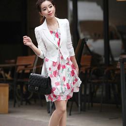 Vestido Chiffon Floral