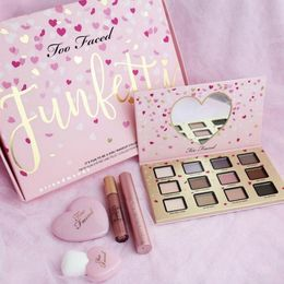 Pronta Entrega - Too Faced Funfetti Makeup Collection Edição Especial Limitada