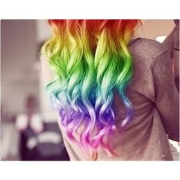Giz de cabelo - Tie Dye Temporário