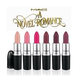 Pronta Entrega - MAC A Novel Romance Edição Limitada! Produto Original