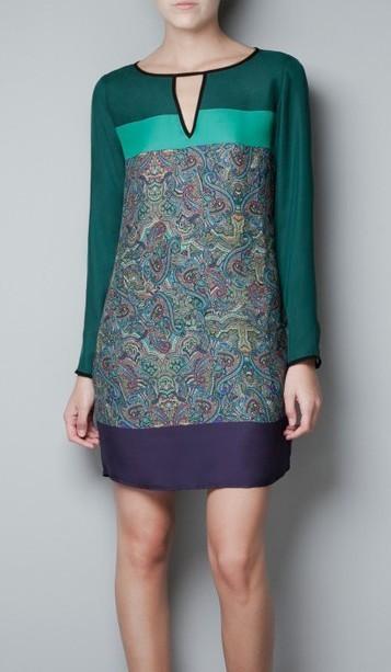 Vestido Chiffon Couture