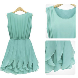 Vestido Breeze Mint