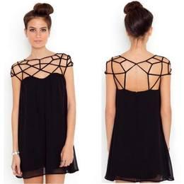 Vestido Lady Black