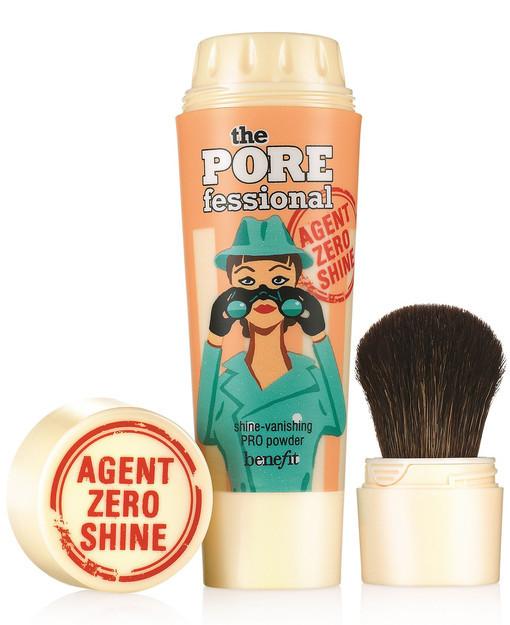 Agent Zero Shine The Porefessional