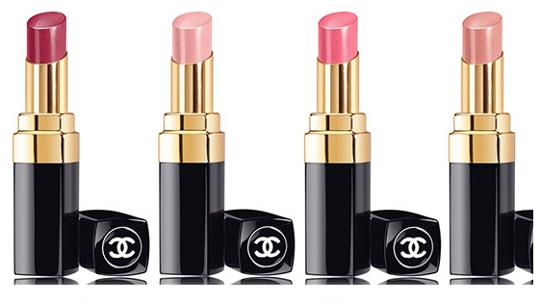 Batom Chanel Rouge Coco Shine