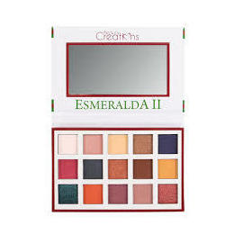Paleta Esmeralda II Beauty Creations