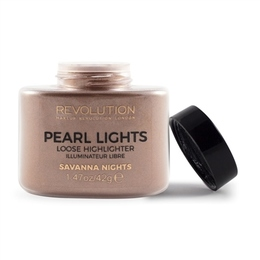 Iluminador Pó Solto Pearl Lights Savana Nights - Makeup Revolution