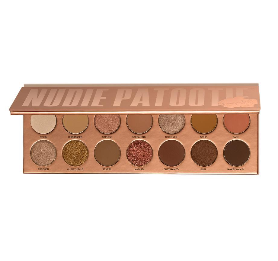 Paleta Nude Patootie - Laure Lee Los Angeles