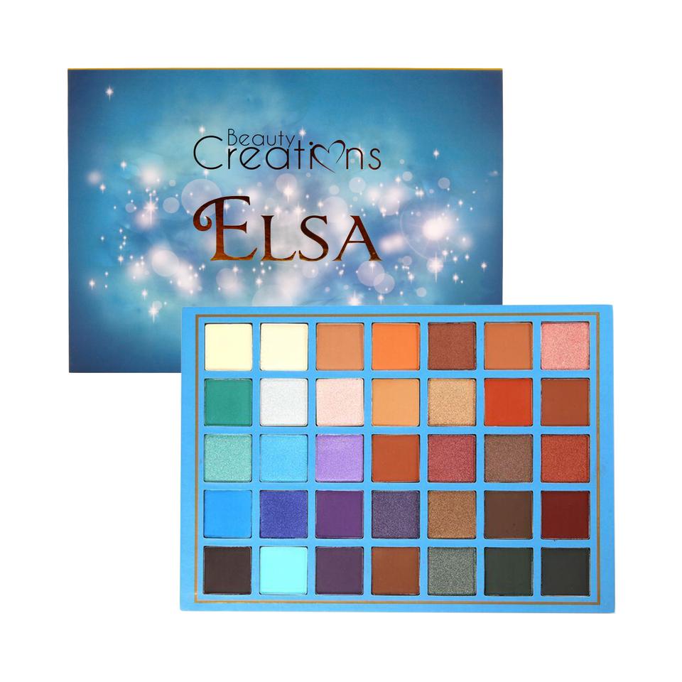 Paleta Elsa Beauty Creations