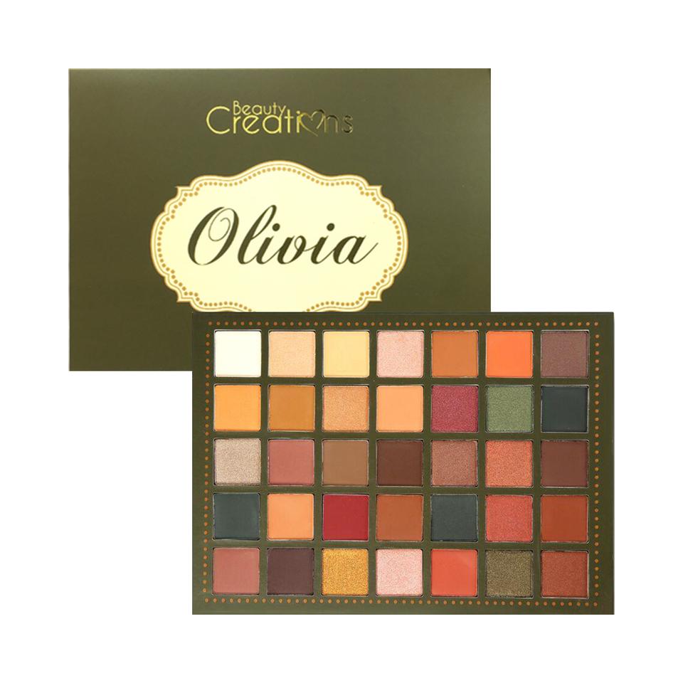 Paleta Olivia Beauty Creations