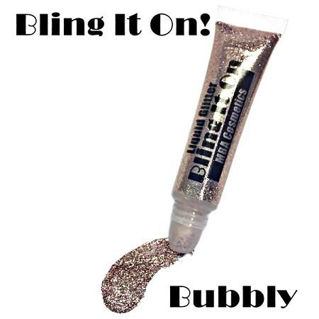 Glitter Líquido Bling It On! - MBA Cosmetics