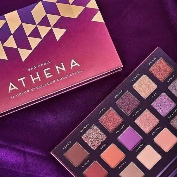 Paleta Athena - Bad Habit