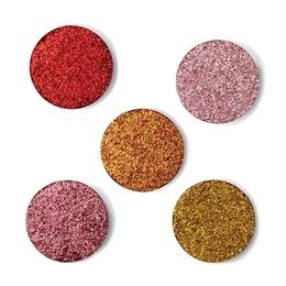 Kit Refil Sombra Glitter Glisten Here - Revolution Pro