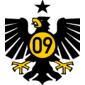 Camiseta Brasão de Dortmund estilizado