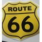 Decalque Route 66