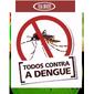 Mata Mosquito no formato de sapo