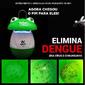 Lâmpada Armadilha Sapinho Mata Mosquito Dengue Pernilongo