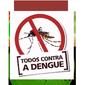 Lampada Mata Mosquito Sapo