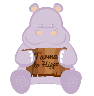 Turma do Hippo Artigos Infantis