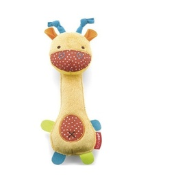 Chocalho de pelúcia - Girafinha - Skip * Hop 20 cm
