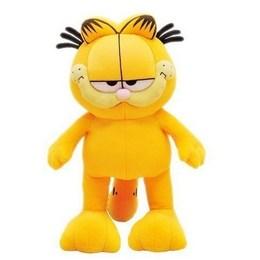 Boneco Garfield de pelúcia 30 cm