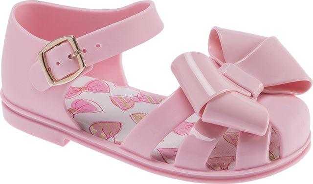 Sandalia Pimpolho Colorê – Rosa BB - Menina
