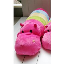 Hipopótamo de pelúcia 35 cm