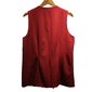 Colete Longo Social Alfaiataria Alta Costura Moda Evangélica
