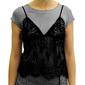 Camiseta Feminina Moda Anos 90 Blusa Slip Sleep T-Shirt
